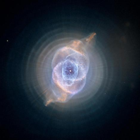 Cat's Eye Nebula (HST)